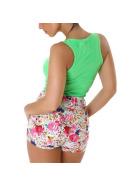 Shorts 4419, Creme, M
