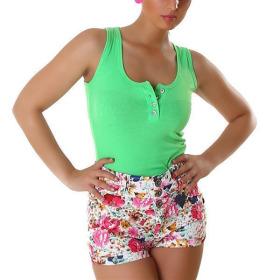 Shorts 4419, Creme, XS
