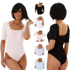 StyleLightOne Damen Sexy Sommer-Body Stretch Ripp (34-38)