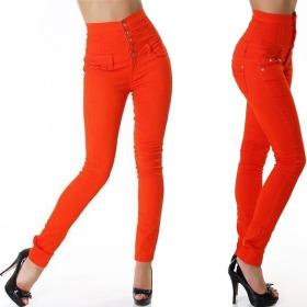 Blue Rags Damen High Waist Jeans (32-40)