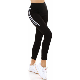 Jela London Damen Fitness-Leggings Freizeit Workout...